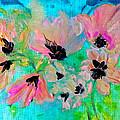 Poppies In Situ by Nikki Dalton
