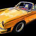 Porsche by Allan Price