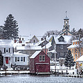 Portsmouth New Hampshire by Denis Tangney Jr