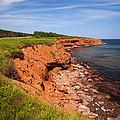 Prince Edward Island Coastline by Elena Elisseeva