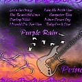 Purple Rain by Michael Damiani