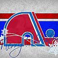 Quebec Nordiques by Joe Hamilton