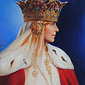 Queen Marie Of Romania by George Alexander