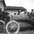Race Car, 1914 by Granger