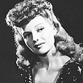 Rita Hayworth, Columbia Portrait, Circa by Everett