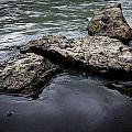 Rocks In The River by Andrew Matwijec