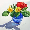 Roses by Irina Sztukowski