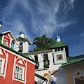 Russia, Pskovskaya Oblast, Pechory by Walter Bibikow