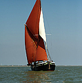 Sailing Barge by Gary Eason