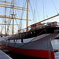 Sailing Ship by John Bailey
