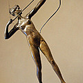 Saint Gaudens' Diana Of The Tower by Cora Wandel