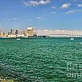 San Diego Bay by Keith Ducker
