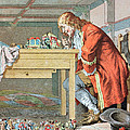 Scene From Gullivers Travels by Frederic Lix