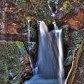 Scotish Waterfall Hdr by Ollie Taylor