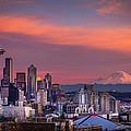 Seattle by Jon Reiswig