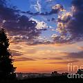 September Mountain Sunrise by Thomas R Fletcher
