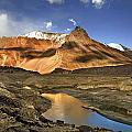 Serchu Valley Leh India by Sharat Sharma