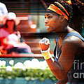 Serena Williams by Marvin Blaine