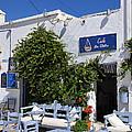 Serifos Town by George Atsametakis