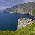 Slieve League Cliffs, Ireland by John Shaw