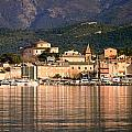 St Florent In Corsica by Jon Ingall