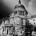 St Pauls Cathedral London Art by David Pyatt