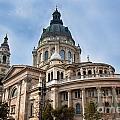 St. Stephen's Basilica In Budapest by Michal Bednarek