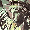 Statue Liberty by MotionAge Designs