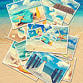 Summer Postcards by Amanda Elwell