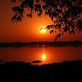 Sunset by Pradip kumar  Paswan