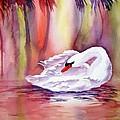Swan by Patricia Novack