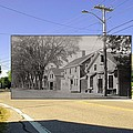 The Commons In Little Compton Rhode Island by Jeff Hayden