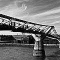 The Millenium Bridge by David Pyatt