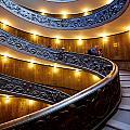 The Vatican Stairs by Jouko Lehto