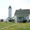 Tibbetts Point Light by Kevin Croitz