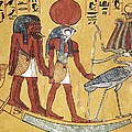 Tomb Of Sennedjem. 1306 -1290 Bc by Everett