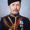 Tsar Nicholas II Of Russia by George Alexander