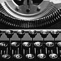 Typewriter by Falko Follert