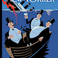 New Yorker August 15th, 2011 by Christoph Niemann