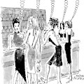 New Yorker August 21st 2000 by Marisa Acocella Marchetto