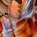 Upper Antelope Canyon by Robert Jensen