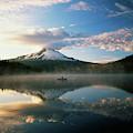 Usa, Oregon, Mount Hood National by Adam Jones