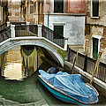 Venice Canal by Jon Berghoff