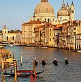 Venice Grand Canal by Brian Jannsen