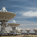 Very Large Array by Jim West/science Photo Library