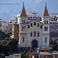 Views Of Messina Italy by Richard Rosenshein
