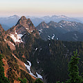 Washington, Cascade Mountains, Mount by Matt Freedman