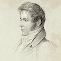 Washington Irving  American Writer by Mary Evans Picture Library