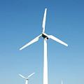 Wind Turbines by Jesper Klausen / Science Photo Library