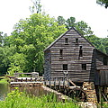 Yates Mill by Kevin Croitz